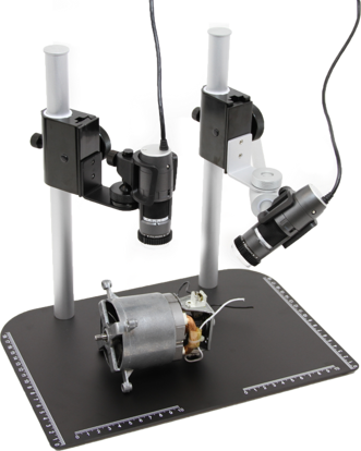 Picture of Dual Scope Vertical + Horizontal Mount MS37B-2X